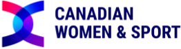 Canadian Women & Sport Logo
