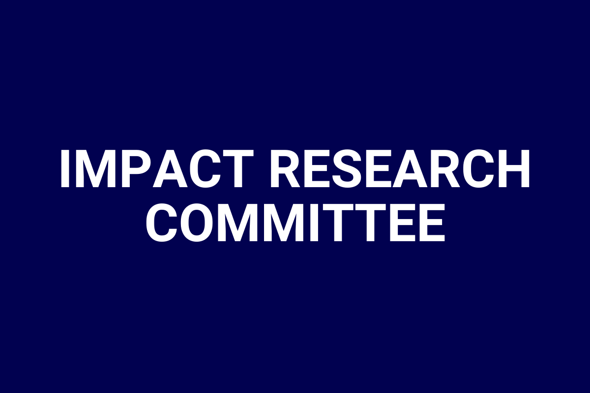 Impact Research Committee